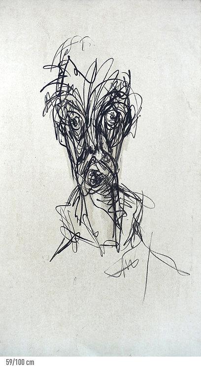 portrait - REF : VI-34-16