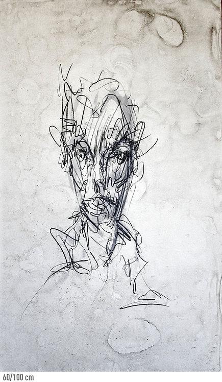 portrait - REF : VI-85-15