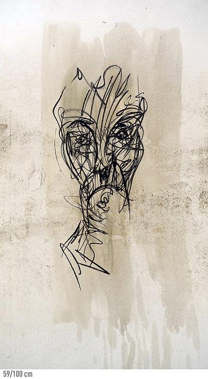 visage - REF : VI-33-16
