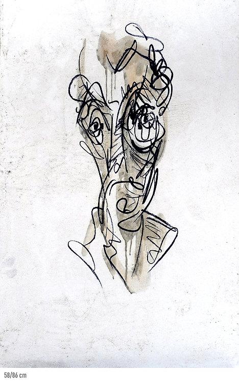 portrait - REF : VI-25-16