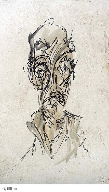 portrait - REF : VI-53-16