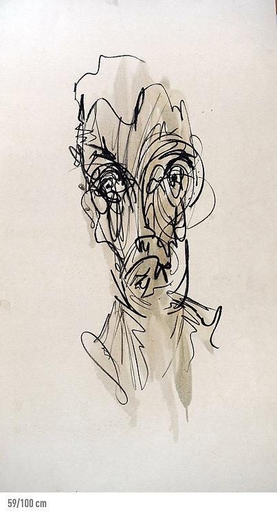 portrait - REF : VI-35-16