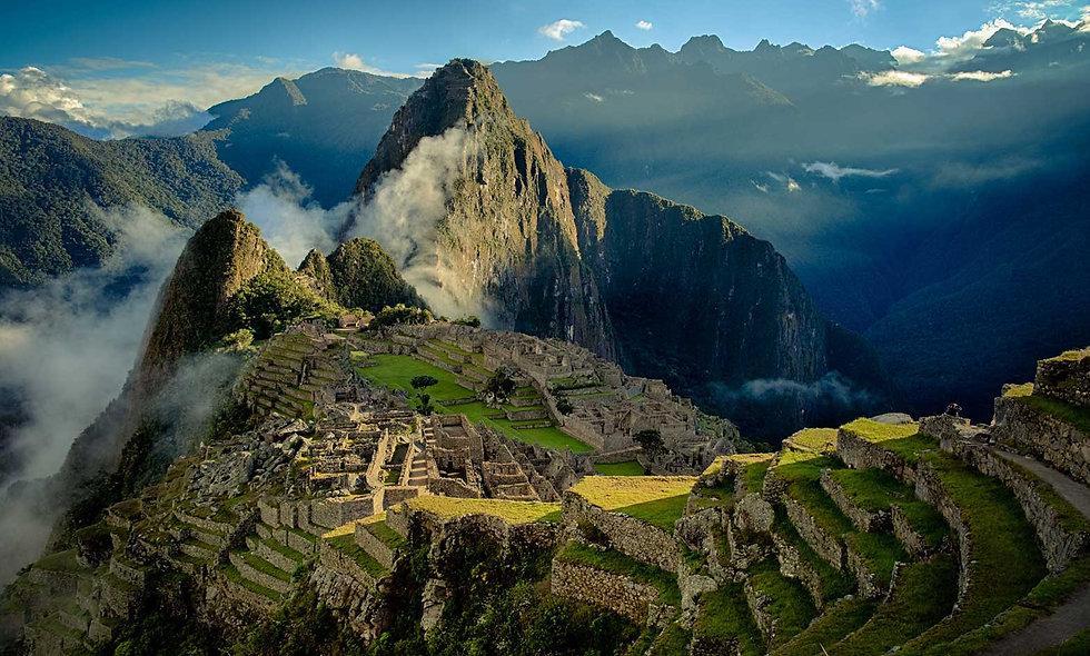 Загадочное Перу