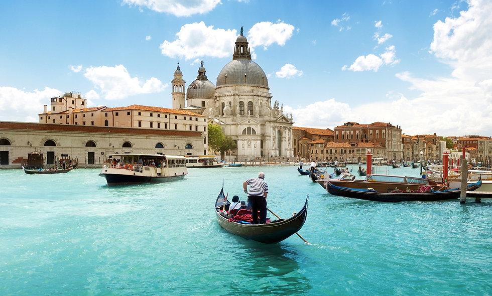 Италия.От Рима  до Венеции