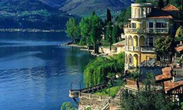 Север Италии и Швейцария