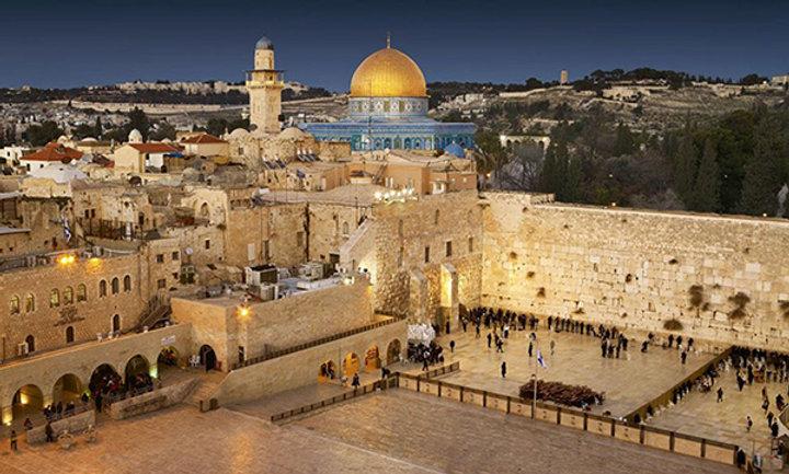"""Тур """"Поддержка Израиля"""""""