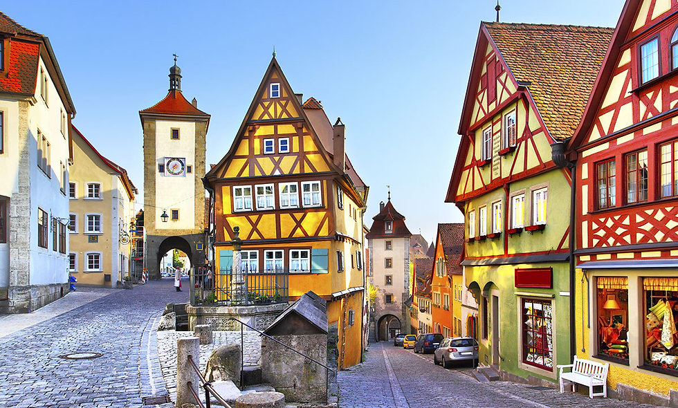 Вся Германия и туры по Германии и ближайшим европейским странам!!!