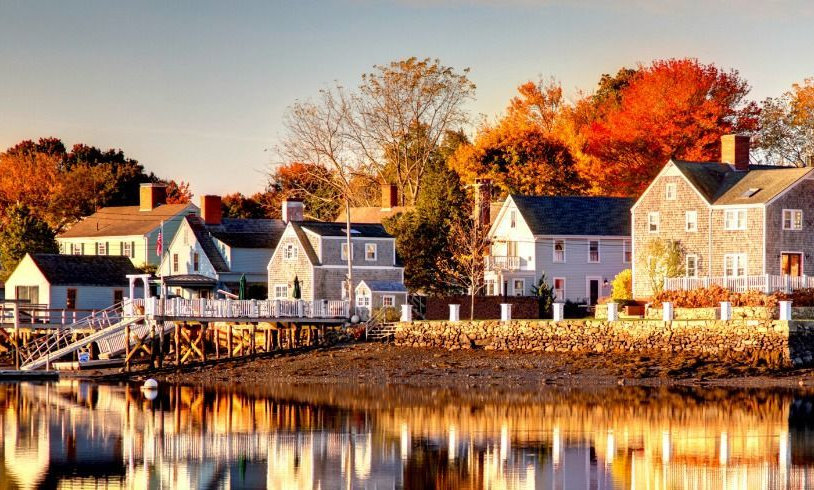 9 Day New England Fall Foliage Tour