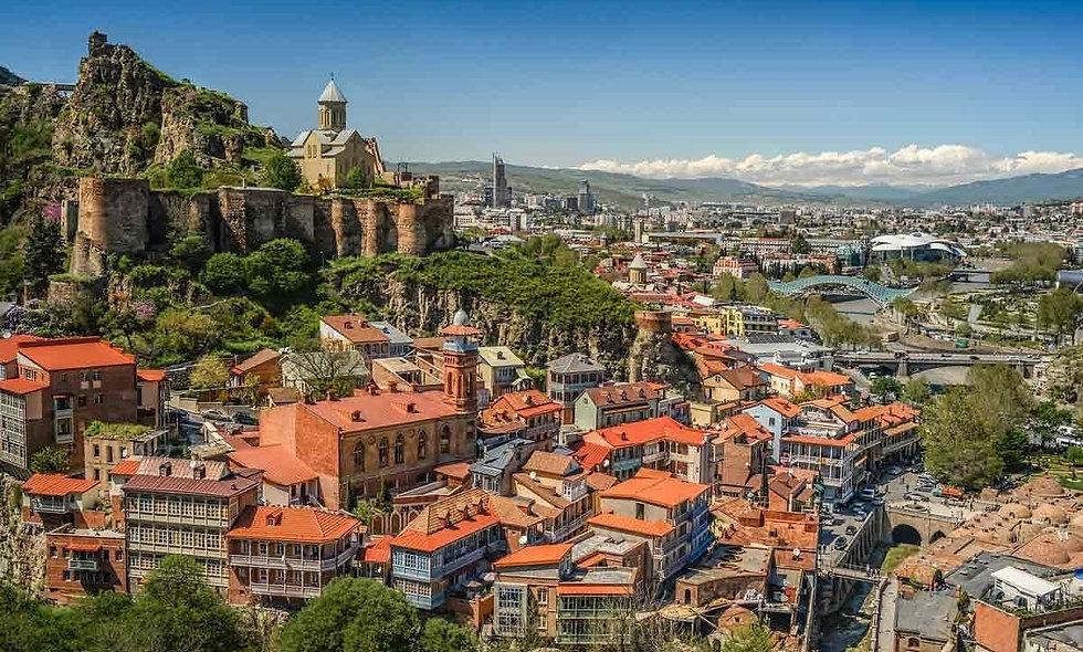 Грузия+ Баку