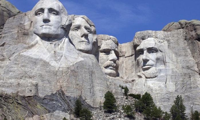 Classic National Parks, Mt. Rushmore, Yellowstone & Grand Teton