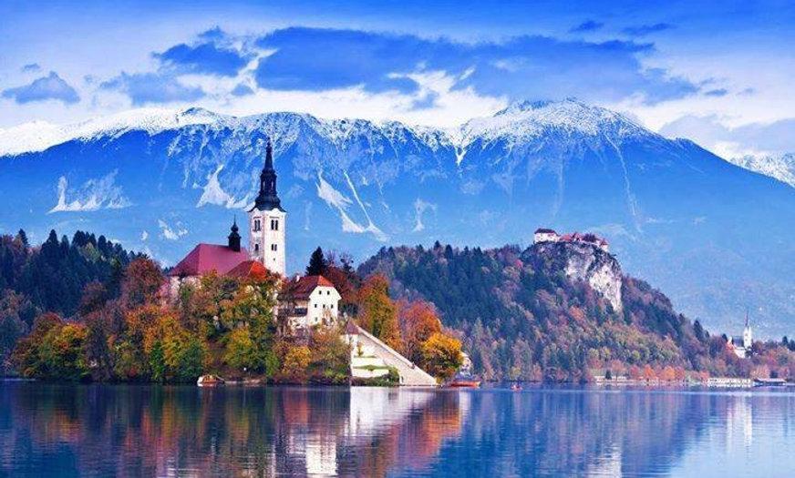 Уникальная Словения