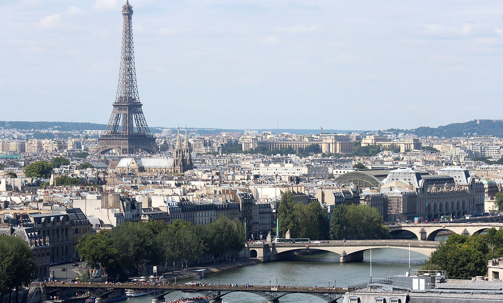 Париж-Лазурный берег
