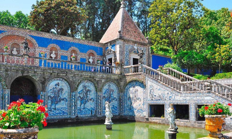 Осеннее очарование Португалии
