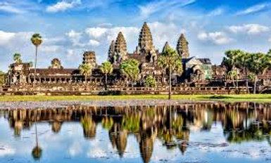 Камбоджа с круизом по Меконгу и отдыхом во Вьетнаме