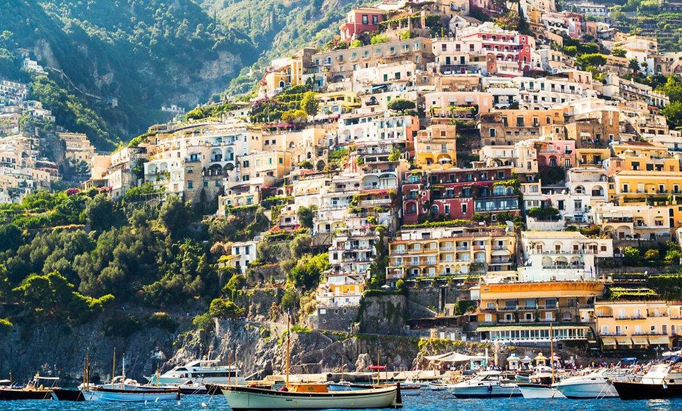 Краски Южной Италии