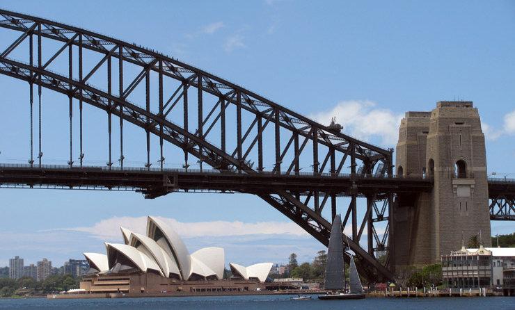 Австралия-калейдоскоп впечатлений