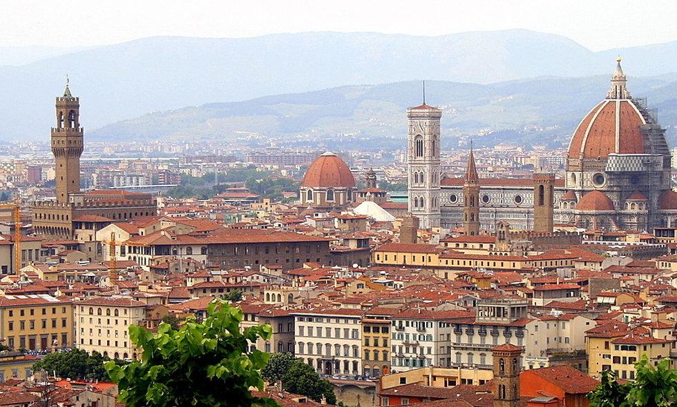 Италия от Рима до Милана