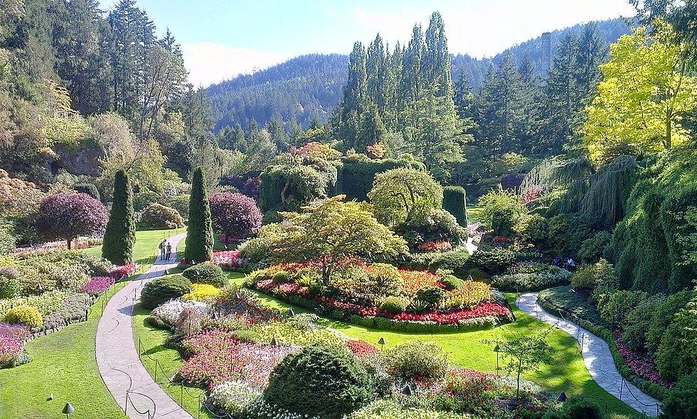 Ванкувер,Виктория. Канада