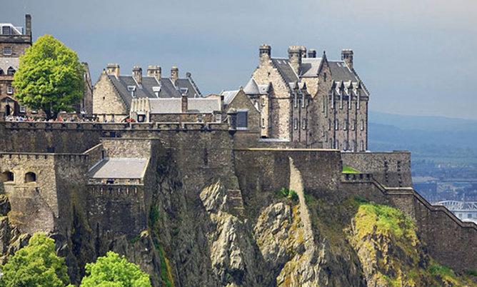 Открытие Шотландии