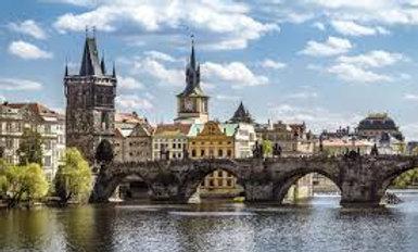 Люкс тур-круиз. Прага с круизом по Дунаю *****