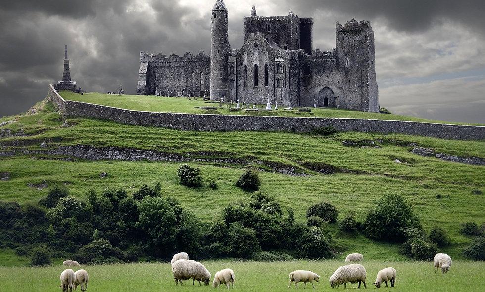 Ирландия (путешествие по изумрудному острову0)