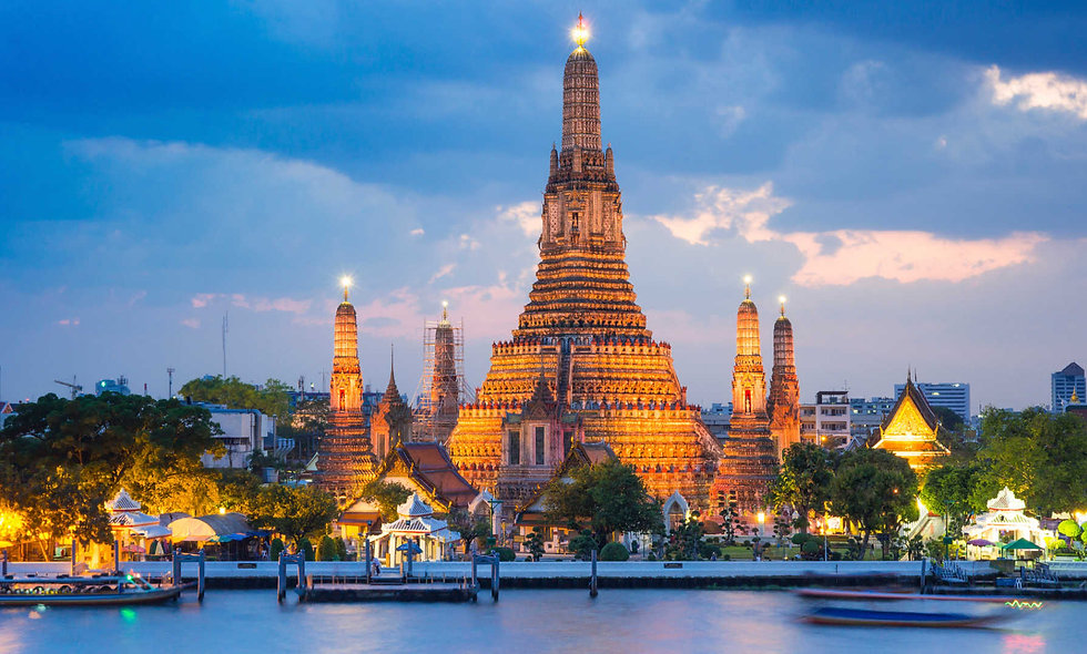 Вьетнам-Камбоджа-Таиланд