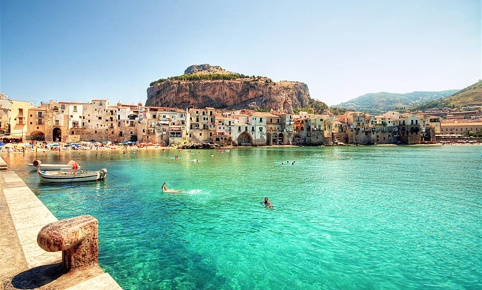 Pearls of Sicily(Palermo-Palermo)
