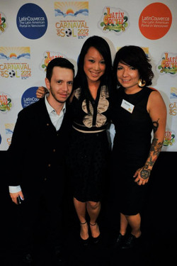 Inspirational Latin Awards 2012