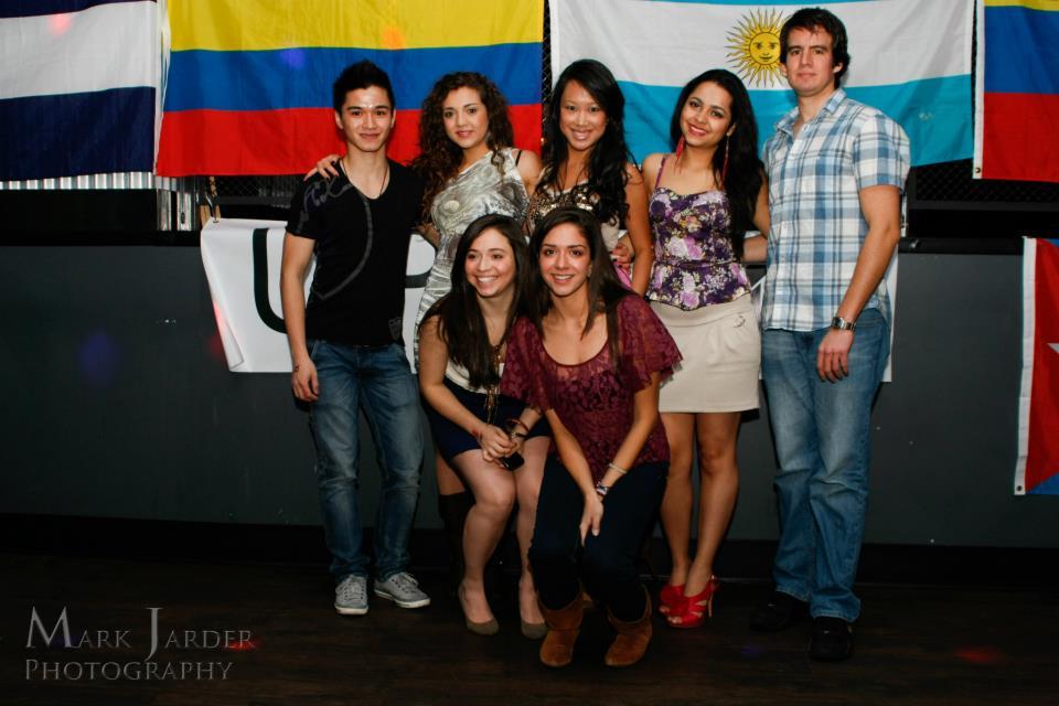 ALAS Execs - Latin Pub Night 2011