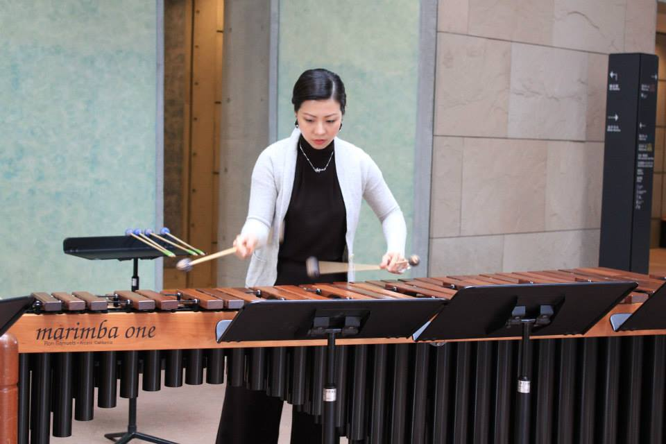 2014 International Marimba Exchange