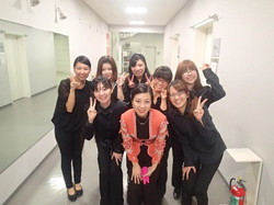 Nagoya College of Music's students