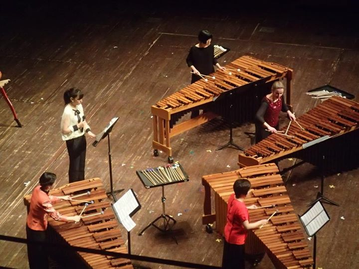 2013 International Marimba Exchange