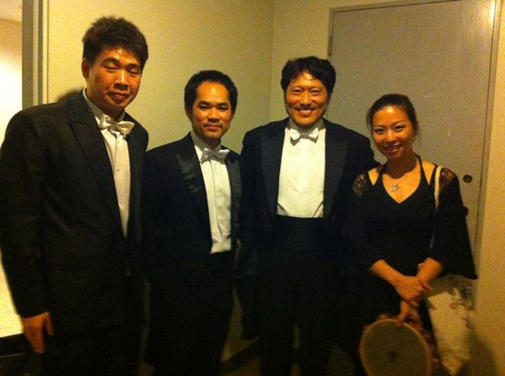 Maestro Chikara Iwamura