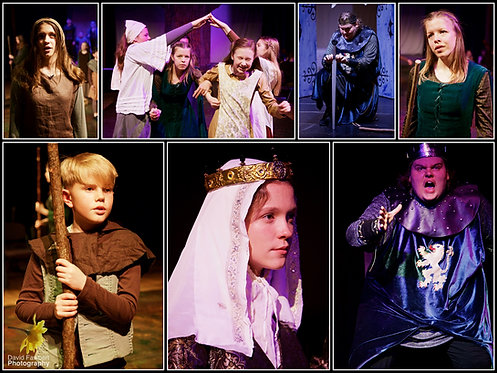 The Legend of Robin Hood | Stratford Youth Theatre | digital download