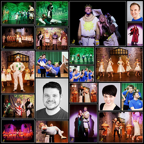 Spamalot | Studley Operatic Society | digital download