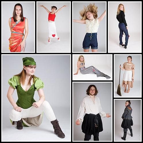 Grace Maries Design individual model set