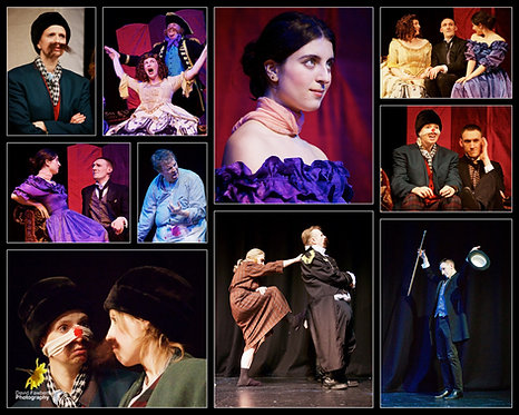 The Government Inspector | Teatro Theatre School | digital download