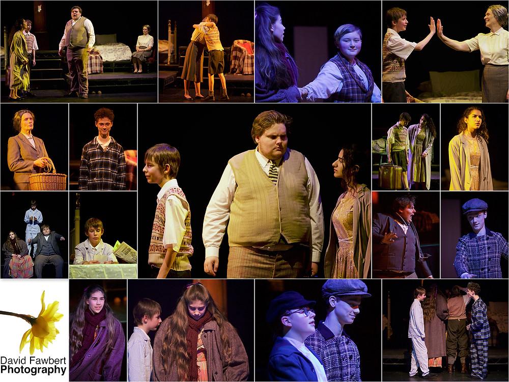 Tom's Midnight Garden, Teatro Theatre School, Royal Spa Centre, , David Fawbert Photography