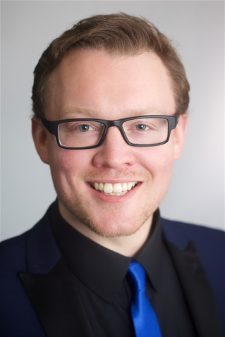 Thom Stafford headshot | Crescendo Musical Theatre