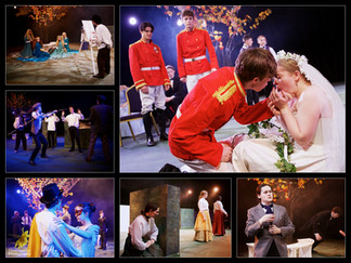 Playbox Theatre | Much Ado About Nothing