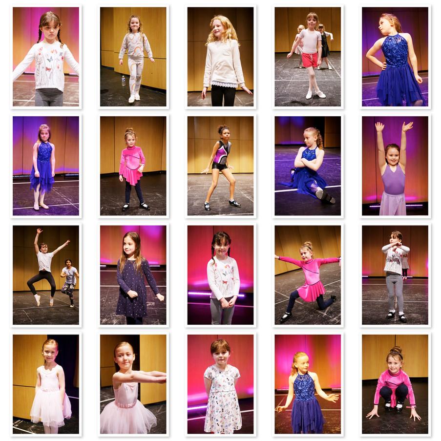 Dress Rehearsal Shots
