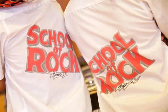 Voice Camp Warwickshire | School of Rock