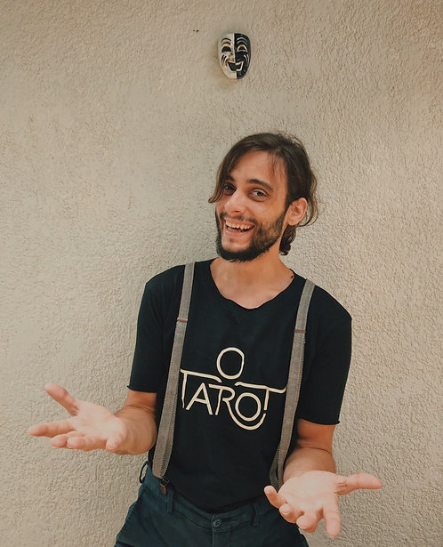 Camiseta O Tarot