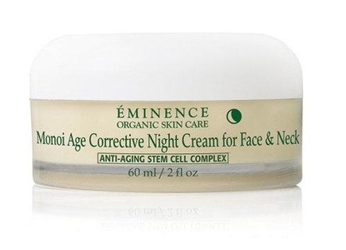 Monoi Age Corrective Night Cream for Face & Neck