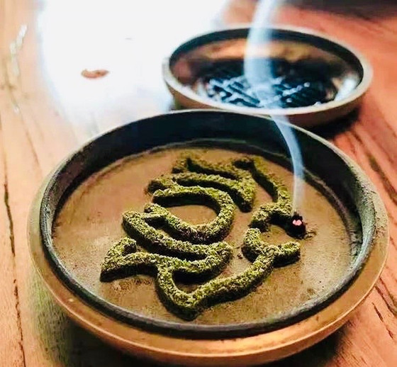 Incense burning related to low Corona Virus patient numbers in Tibet