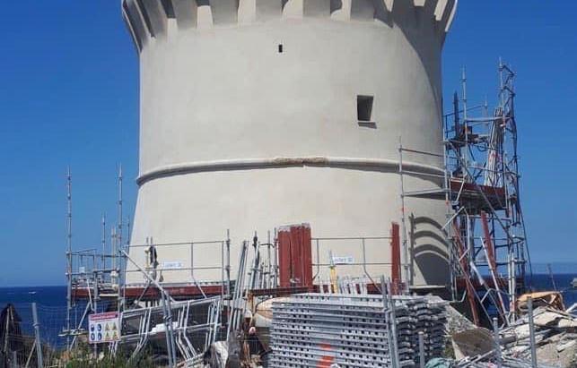 Restauration de la Tour d'Albu, un choix qui ne fait pas l'unanimité