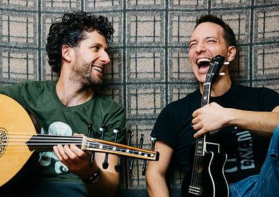 Dave Nilaya & Dominik Bieńczycki