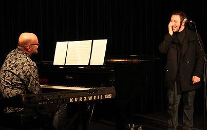 Dave Nilaya Duet - wokal & piano