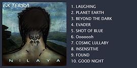 "Dave Nilaya - album ""Ex Terra"" (2009)"