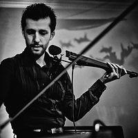 Dominik Bieńczycki z Dave Nilaya Kwartet - Bal Niepodległości 2013